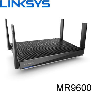 Linksys 雙頻 MR9600 Mesh WiFi 6 路由器 (AX6000) 台灣公司貨