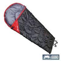 【RHINO 犀牛】舒適保暖睡袋(隨機色)-2入