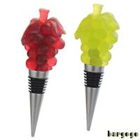 【bargogo】葡萄造型酒瓶塞(2入)
