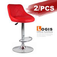 邏爵家具~ LOG-172 ~2入~香雅索吧台椅/高腳椅/皮椅 三色