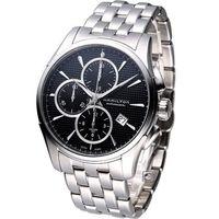 Hamilton Jazzmaster 計時機械腕錶  H32596131