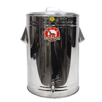 立大茶桶水龍頭  保溫桶 保冰桶 不鏽鋼茶桶 飲料27L