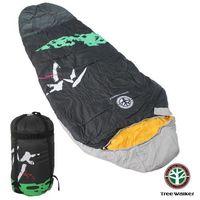 TreeWalker 高級竹炭棉質睡袋