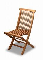 BROTHER 兄弟牌印尼柚木古典折疊椅