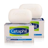 【Cetaphil舒特膚】溫和潔膚凝脂(4.5OZ x2)