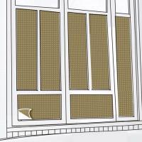CARBUFF DIY居家玻璃靜電貼(褐60X150cm) 2入 MH-4028-1