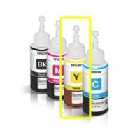 EPSON C13T664400 黃色墨水 (L100/200)