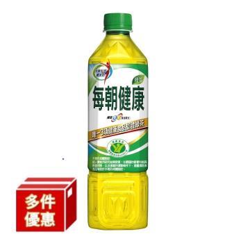 御茶園 每朝健康綠茶650ml *24入