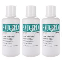 【SAUGELLA賽吉兒】菁萃潔浴凝露-加強型(500ml x3)