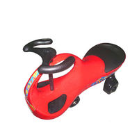 【MIT台灣童車】優質扭扭車(黃/紅)
