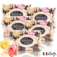 義大利Rudy Profumi 米蘭古典玫瑰花保濕香皂150g(買三送二超值組)