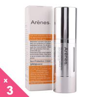 【Arenes】潤膚防曬隔離霜SPF50(共3瓶)