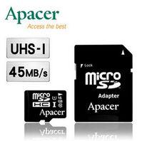 宇瞻 16GB MicroSDHC UHS-I 記憶卡--三入組