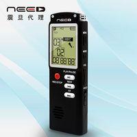 NEED尼德 8G學習型數位錄音筆 (AX-710-BK)