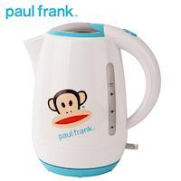 【Paul Frank】大嘴猴1.7L電熱水壺-PF521WH(公司貨)