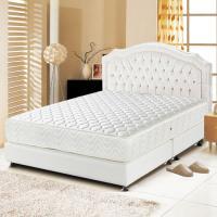 睡尚寶 飯店用防蹣抗菌蜂巢式獨立筒床墊-雙人