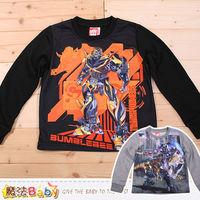 魔法Baby~男童長袖T恤 變形金剛授權正品~k44331