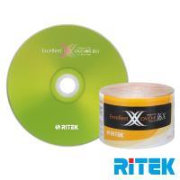 錸德 RiTEK X系列 16X DVD+R(50片)