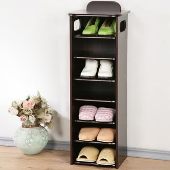 Homelike 新歐風七層置物鞋櫃(二色任選)