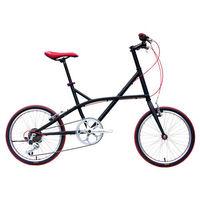 BIKEONE CYCLE ONE 日本SHIMANO變速 鋁合金花鼓 20吋7速 時尚海豚小徑車