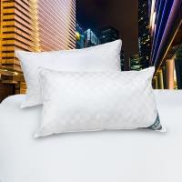 【Victoria】飯店專用緹花羽毛枕(2顆)
