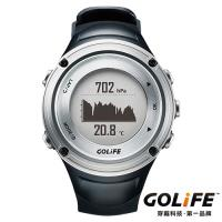 GOLiFE GoWatch X-PRO 全方位智慧戶外運動GPS腕錶(by PAPAGO!)-銀色(送原廠第二代心跳帶)