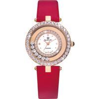Olympia Star 奧林比亞之星-星空幻影真鑽時尚腕錶(女伶金)28019DLR