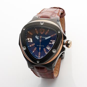 林寶堅尼超跑限量機械腕錶