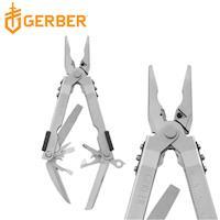 Gerber MP600 多功能隨身尖嘴工具鉗-霧銀