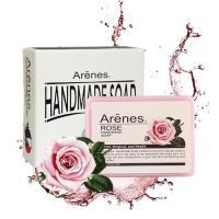 【Arenes】玫瑰香氛植萃手工皂100g