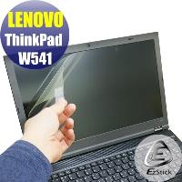 【EZstick】Lenovo ThinkPad W541 專用 靜電式筆電LCD液晶螢幕貼 (鏡面螢幕貼)