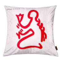 【協貿】時尚簡約休閒可愛創意十二星座之處女座抱枕含芯
