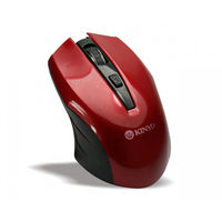 【KINYO】流線型2.4G 無線光學滑鼠(GKM-532)