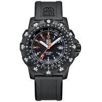 LUMINOX雷明時特殊偵察RECON系列藍寶石水晶腕錶-黑8821.KM
