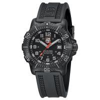 LUMINOX ANU 海豹部隊認證系列 腕錶-黑x灰時標/45mm A4221