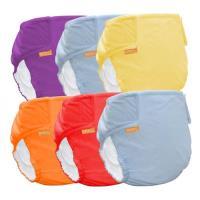 COTEX可透舒 環保布尿布 防水透氣尿布兜6件組