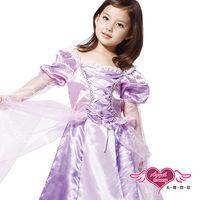 【天使霓裳】紫心公主 萬聖節童裝系列(紫)-TH0111