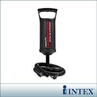 加-【INTEX】手壓充氣幫浦/打氣筒-高29cm (68612)-行動