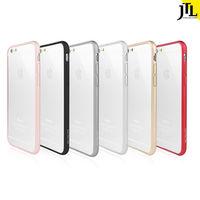JTL iPhone 6/6S Plus極薄金屬航太鋁合金保護邊框-行動