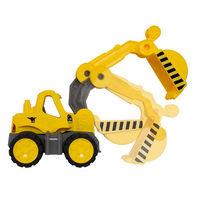 【德國BIG】工程車系列-挖土機