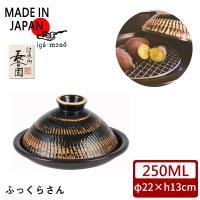 日本長谷園伊賀燒 多功能調理摩洛哥蒸煮鍋(小1-2人)