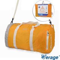 Verage~維麗杰 60L旅用摺疊收納旅行包(橘)