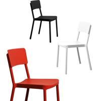 【好傢俱】 米迪餐椅-兩入-三色