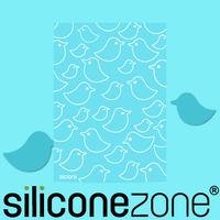 【Siliconezone】Siconi環保矽膠任意桌貼布-藍鳥