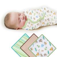 【美國Summer Infant】聰明懶人育兒包巾-3入組-行動