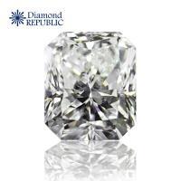 【鑽石共和國】方型祼鑽GIA 0.34克拉 I / SI1
