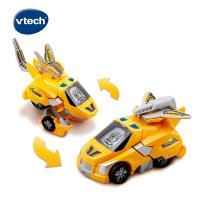 【Vtech】聲光變形恐龍車系列--劍龍 -莫浩克-行動