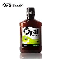 【歐樂芬Oral Fresh】天然口腔保健液(600ml/瓶)-行動