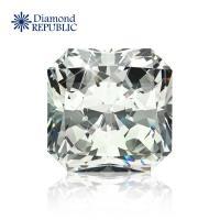 【鑽石共和國】正方型祼鑽GIA 0.42克拉 J / SI1