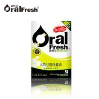 【歐樂芬Oral Fresh】天然口腔保健液隨身包(20ml*10包)-行動